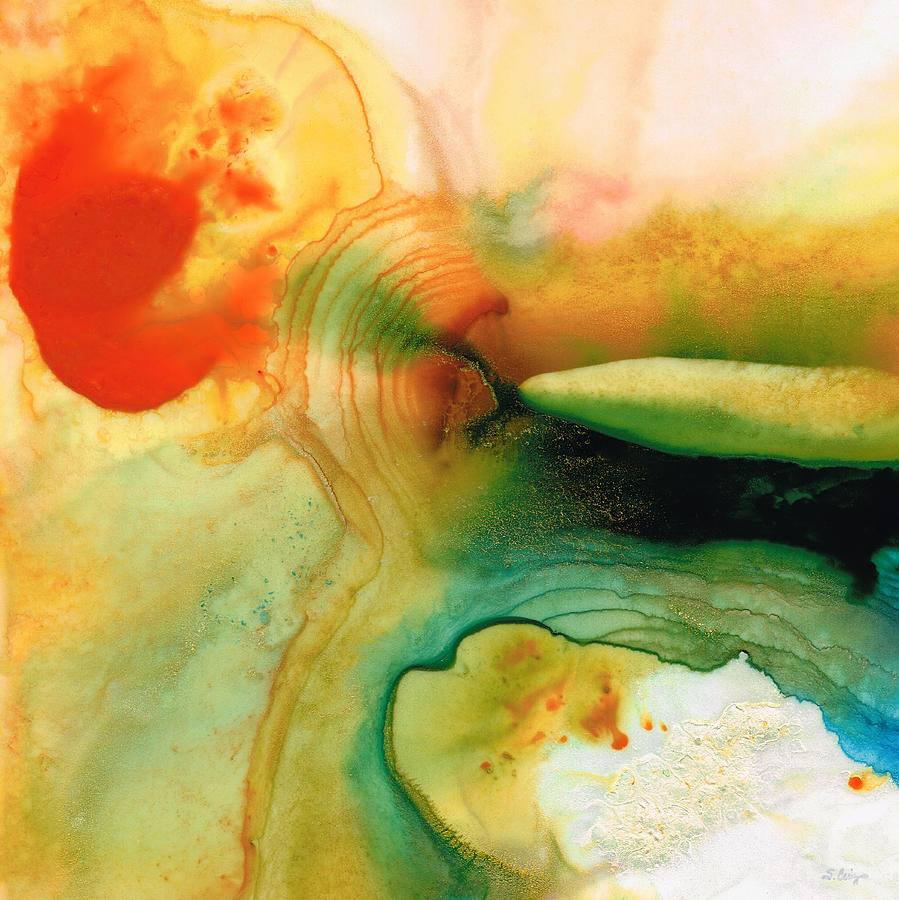 Inner Strength By Sharon Cummings